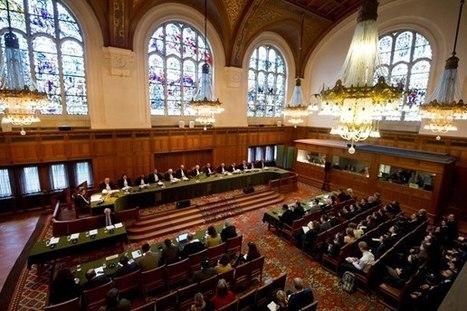 Corte Internacional de Justicia (CIJ) | SENTENCIAS TRIBUNAL CONSTITUCIONAL SOBRE DERECHOS FUNDAMENTALES Y DERECHOS HUMANOS | Scoop.it