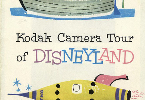 Kodak's Tips for Photographing Disneyland... in 1956 | xposing world of Photography & Design | Scoop.it