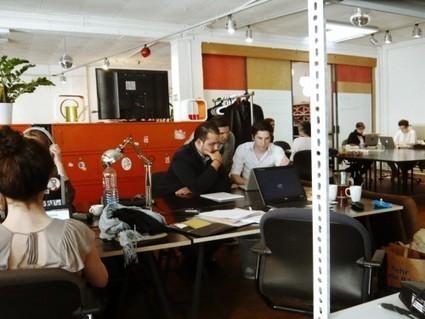 Le projet Ecoworking à Lyon | La Cantine Toulouse | Scoop.it