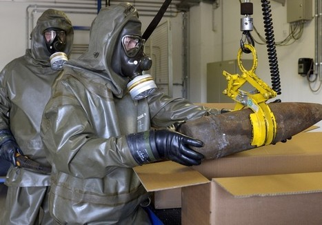 Kiev plans to use chemical weapon in Donbass | CBRN | Scoop.it