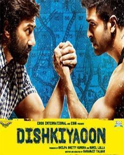 Buy Dishkiyaoon Movie Audio CD Online -Buy Bollywood Indian Hindi Movie DVD, Blu-ray, VCD, Audio CDs Online | Buy Latest Movies DVD Online | Scoop.it