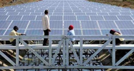 Now, Gujarat to cover Narmada canals with solar panels! | R.E.S Renewable Energy Sources | Scoop.it