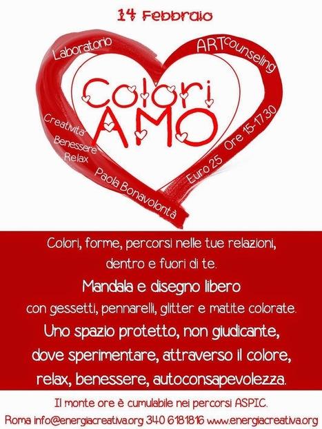 ColoriAMO il colore alleato per il nostro benessere | Arte Benessere Crescita | Scoop.it