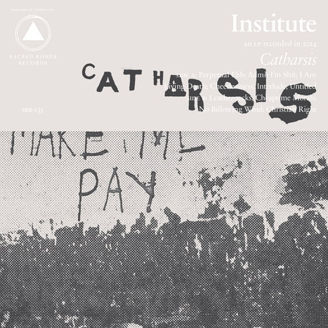 "Track Review: Institute's Debut LP, Catharsis + ""Perpetual Ebb"" | Ellenwood | MUSIC NEWS | Scoop.it"