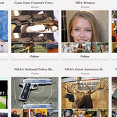 Annie, Get Your Pretty Gun: The NRA Is on Pinterest | Everything Pinterest | Scoop.it