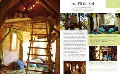 Ecotourisme : le Guide des Plus Belles Adresses Ecolo-Bio en France - [CDURABLE.info l'essentiel du développement durable] | Le tourisme pour les pros | Scoop.it