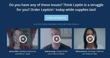 Leptizin Weight Loss Reviews | Xtreme Muscle Recovery | Scoop.it
