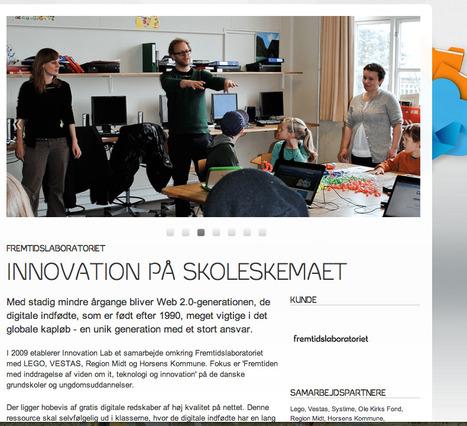 Fremtidslaboratoriet | Innovation Lab | Verdens Bedste Klasse (VBK) | Scoop.it