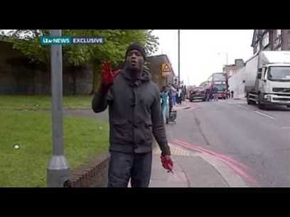 Racist blacks and Asians are not British Islamic Terror Link to Woolwich 'Beheading' of Soldier | The Indigenous Uprising of the British Isles | Scoop.it