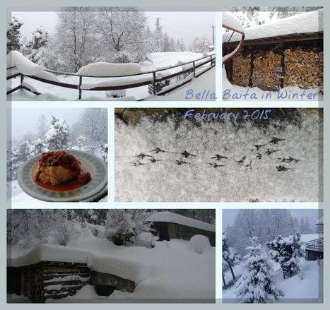 Winter in the Alpi Cozie. | Italmania | Scoop.it