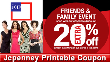 JCPenney Printable Coupon   jcpenney coupons promotion   Scoop.it