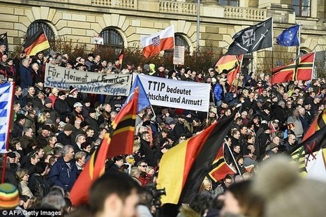 Germany – Female PEGIDA Deputy Denounces Feminists And Cucks Within Her Nation, Says Moslem Migrants Should Be Shot | Liberty Revolution | Scoop.it