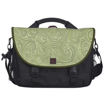 olive green , laptop case   Adriane Designs   Scoop.it