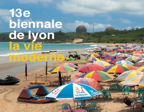 Lyon : la prochaine biennale d'art contemporain se dévoile | art move | Scoop.it
