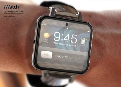 Apple's Healthbook app gives a glimpse of what an iWatch could possibly do | El rincón de mferna | Scoop.it