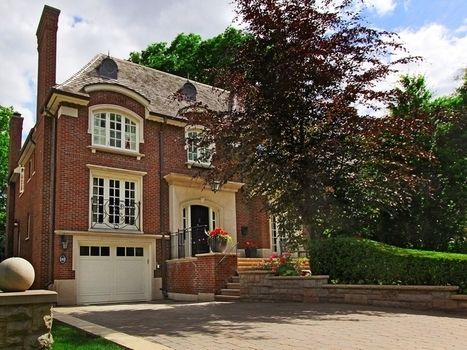 Lawrence Park Icon of Luxury | 141 Rochester Avenue, Toronto, ON | Luxury Real Estate Canada | Scoop.it