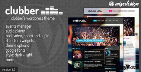 10 Best Premium WordPress Entertainment Themes 2014 | Wpdil | wordpress news,themes & tutorial | Scoop.it