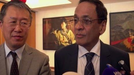 La Chine promet son soutien au développement de l'économie bleue - Chine Magazine | DAFSharing - MAURITIUS  économie & finance | Scoop.it