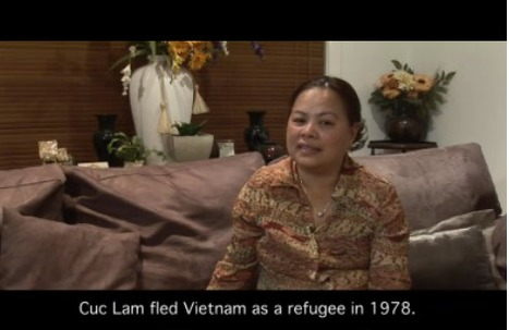 Cuc Lam refugee video | Museum Victoria | Singapore - Vietnam Study Program, September 2013 | Scoop.it