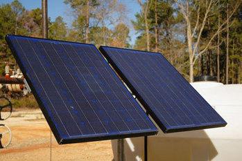 Innovation : le panneau solaire écologique | ENR | Scoop.it