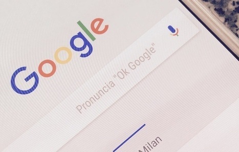 Perché la Voice Search cambia tutto il Mobile | Total SEO | Scoop.it