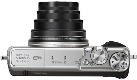 Olympus Stylus SH-1: Una nueva compacta con estabilizador de cinco ejes | Fotografía-Argazkilaritza | Scoop.it