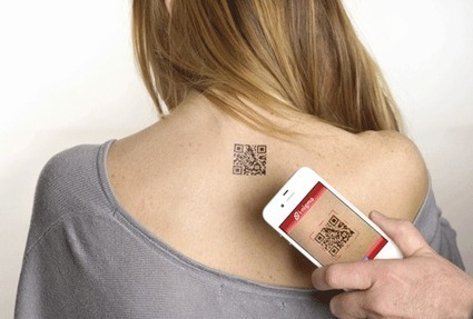 Kit de tatouages coquins   Socialart   Scoop.it