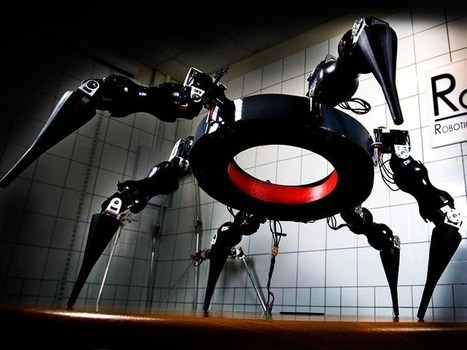 My seven species of robot | Cyborg Anthropology: the rise of the machines | Scoop.it