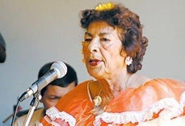 María Rodríguez - La Sirena de Cumaná | Diversiones de Oriente | Scoop.it