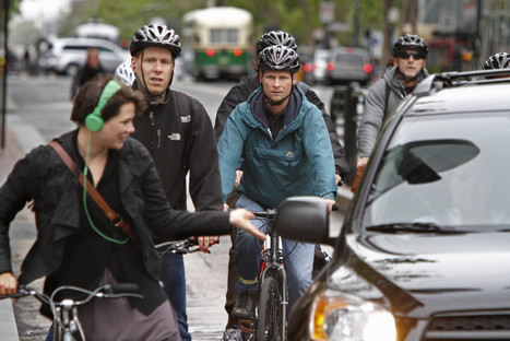 Sharing the roads in L.A. Has Proponents and Opponents | Bicycle Safety and Accident Claims in CA | Scoop.it