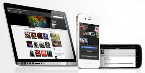 Deezer Takes Aim At Spotify With New App Studio, APIs, Echonest And Songkick Deals And App Updates | Music business | Scoop.it