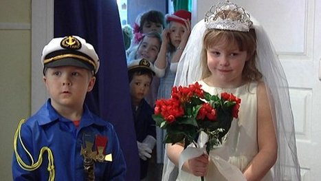 English Playgroup Enjoys its Own Royal Wedding | Finland | Scoop.it