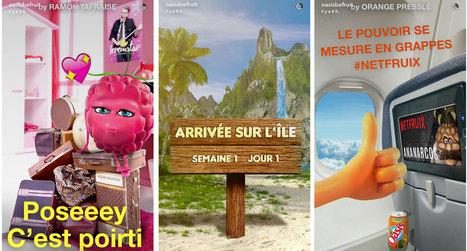 (Social Media) Oasis parodie les Ch'tis et crée la première télé-réalité sur Snapchat ! | A.S.2.0 - 16 | Scoop.it