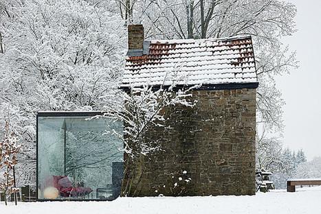 ROLY HOUSE by ERPICUM IN BELGIUM / ATELIER D'ARCHITECTURE BRUNO ERPICUM & PARTNERS | My little paradise | Scoop.it