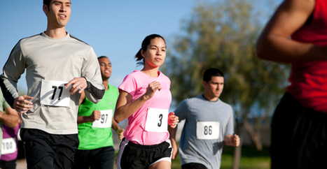 Will Running Marathons Shorten Your Life? / Fitness   Running a marathon   Scoop.it