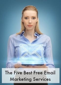 The Five Best Free Email Marketing Services (and why you need to use one!) | The Work at Home Woman | Business in a Social Media World | Scoop.it