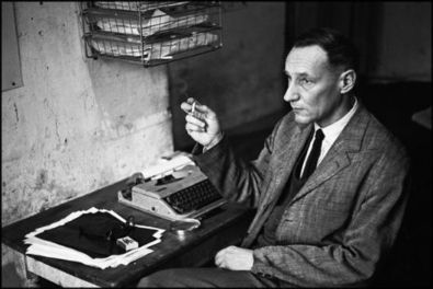 Learn to write with William S Burroughs | Machinimania | Scoop.it