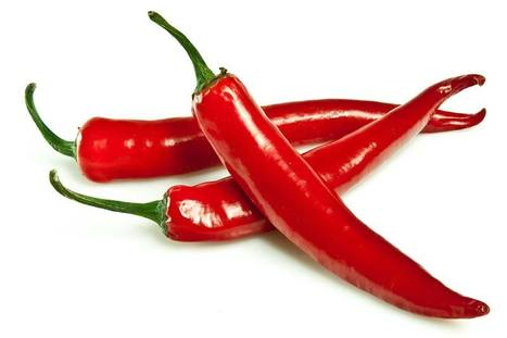 Why Chillies are so Hot? Read the Chemistry behind Red Hot Chillies   Mass spectrometry   Scoop.it
