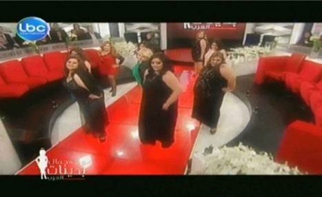 'Miss Big Arabian Beauty': Arabs crown their first plus-size queen | Lingerie grande taille | Scoop.it
