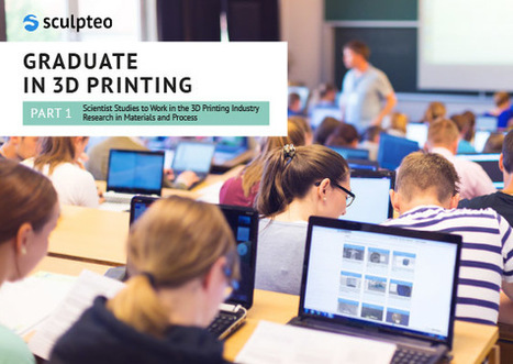 Boost your 3D Printing Education! | Research_topic | Scoop.it