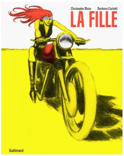 On la dirait prête à s'envoler, la fille aux cheveux rouges | Conception, écritures interactives - L'AN DIX MILLE | Scoop.it