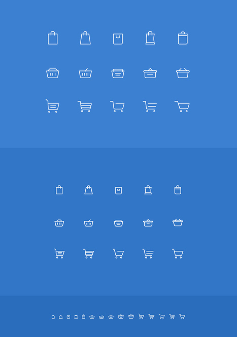 Dribbble - icons_full.jpg by Alexey Tretina | Blogging & social media | Scoop.it