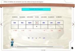 Convertir des unités de mesure de longueur du SI en toute simplicité | Ressources d'apprentissage gratuites | Scoop.it