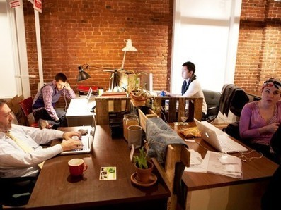 Coworking Spaces in long-term relationships | Deskmag | Coworking | soul rebels | Scoop.it