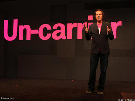 T-Mobile's outspoken CEO outearns Verizon, AT&T chiefs   Mobile Marketing   News Updates   Scoop.it