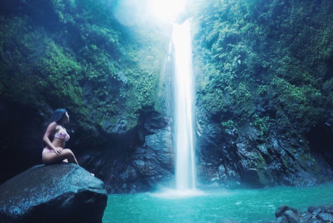 The Raw Beauty Of Casaroro Falls | Philippine Travel | Scoop.it