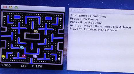 La fin est proche: les ordinateurs peuvent s'apprendre des choses entre eux, comme jouer à Pac-Man   future   Scoop.it