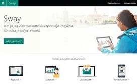 Opeblogi: Sway ja Docs.com – WAU | Tablet opetuksessa | Scoop.it