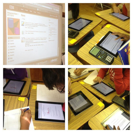 Using the iPad to go Paperless in the Classroom | Aprendiendo a Distancia | Scoop.it
