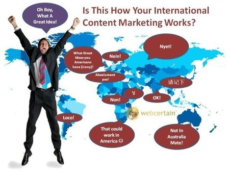 The Dangers Of Brainstorming Your International Content Marketing Strategy | Marketing 4.0 | Scoop.it
